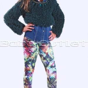 DIAMANTINA LEGGINGS RAGAZZA
