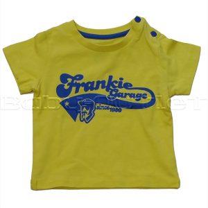 FRANKIE GARAGE T-SHIRT NEONATO