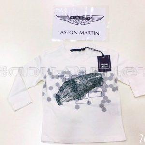 ASTON MARTIN T-SHIRT NEONATO/BAMBINO