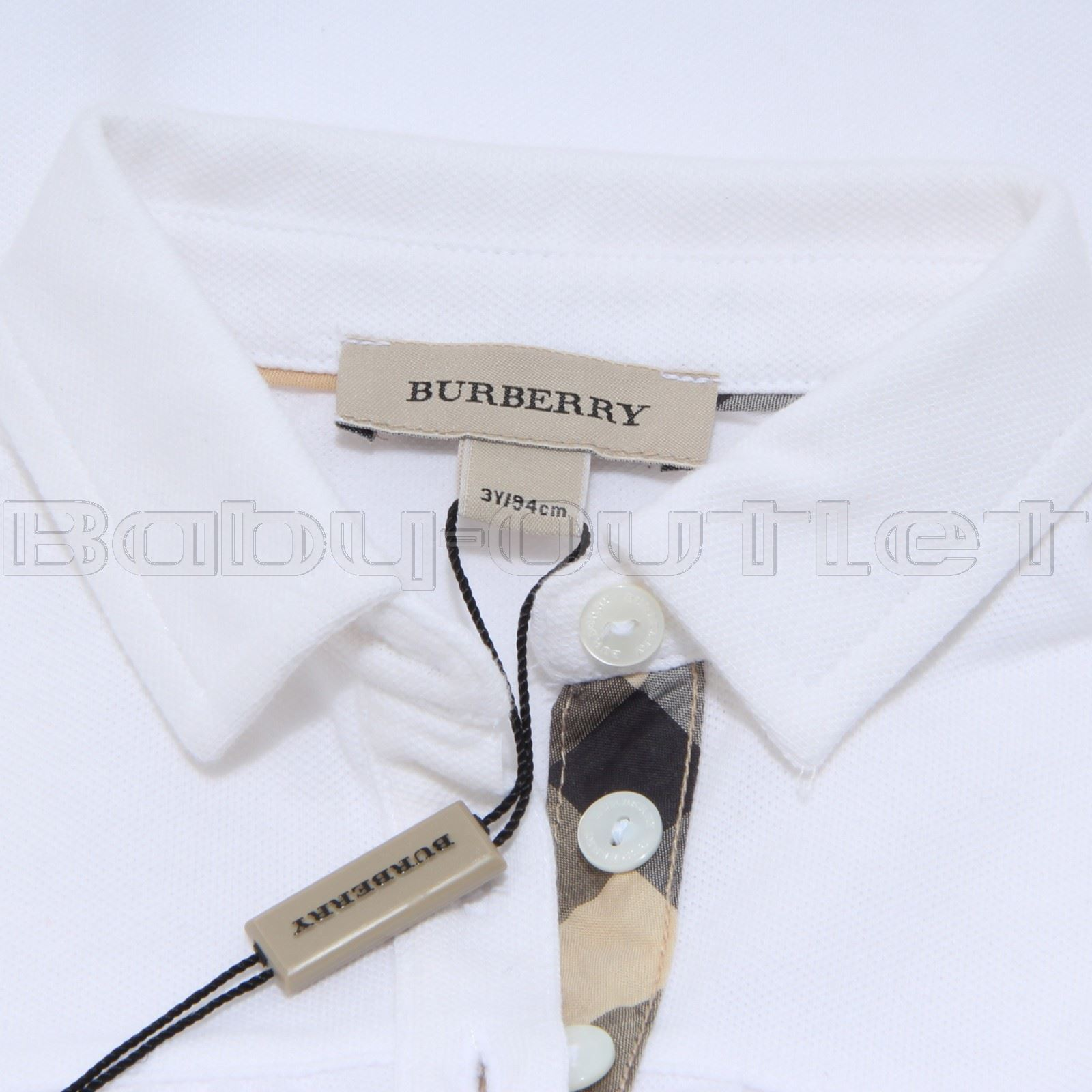competitive price 68144 f6505 BURBERRY POLO