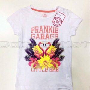 FRANKIE GARAGE T-SHIRT BAMBINA