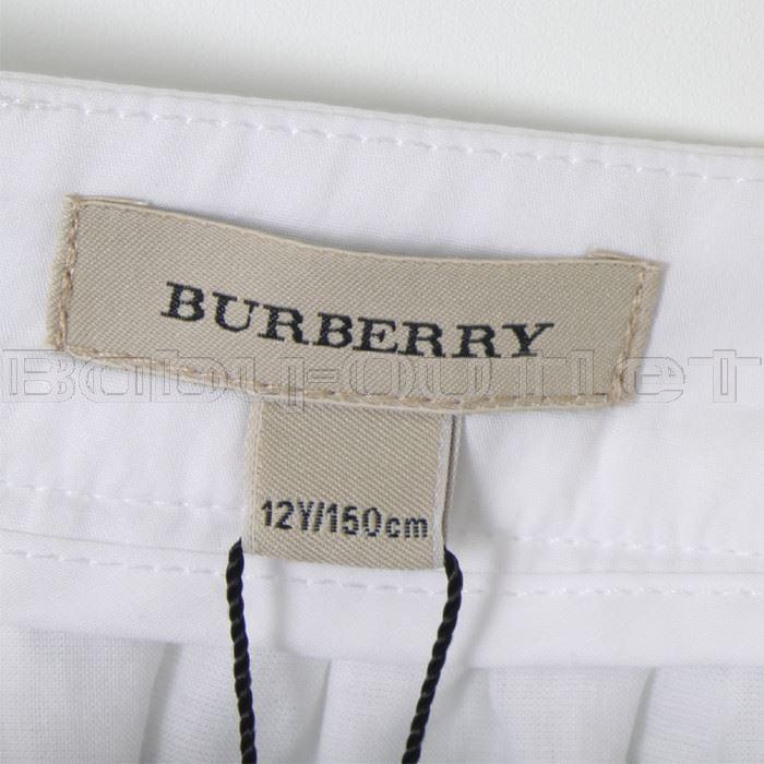 BURBERRY GONNA BAMBINA